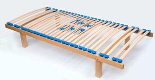 Latoflex, vidoeiro, slats de madeira Imagens de Stock