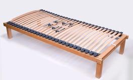 Latoflex, vidoeiro, slats de madeira Imagem de Stock Royalty Free