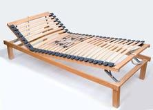 Latoflex, vidoeiro, slats de madeira Fotos de Stock