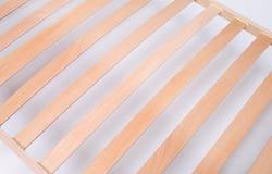 Latoflex, vidoeiro, slats de madeira Fotografia de Stock Royalty Free