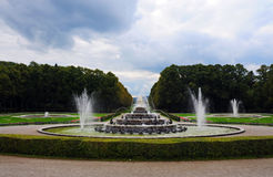 Latona Fountain Royalty Free Stock Photos