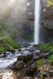 Latourell Falls Stock Image