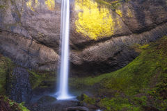 Latourell Falls In The Columbia River Gorge