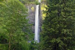 Latourell Falls Oregon Stock Photography