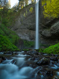 Latourell Falls royalty free stock photography
