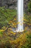 Latourelldalingen, de Rivierkloof van Colombia, Oregon Royalty-vrije Stock Afbeelding