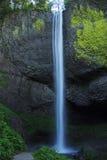 Latourelle tombe en gorge du fleuve Columbia Photos stock