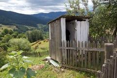 latrine Lizenzfreie Stockfotos