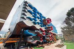 LaTrobe universitet i Melbourne Australien Arkivfoton