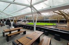 LaTrobe universitet i Melbourne Australien Royaltyfria Foton