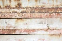 Latta chiazzata pittura di colore Immagini Stock