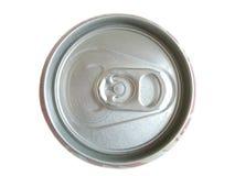 Latta della cola Fotografia Stock Libera da Diritti