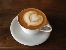 latte искусства Стоковые Изображения RF