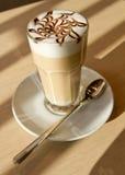 latte кафа Стоковая Фотография RF