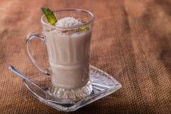 latte кофейной чашки Стоковые Изображения