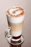 latte кофе стоковое изображение rf