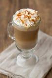 Latte тыквы Стоковое Изображение