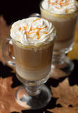 Latte тыквы Стоковые Изображения RF