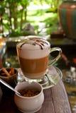 Latte stockfotos