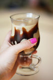 Latte Royalty Free Stock Photo