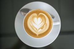 ???? Latte Стоковое Изображение RF