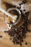 Latte Стоковые Изображения RF