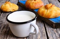 latte Fotografie Stock