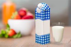 latte immagine stock