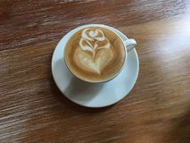 latte Lizenzfreie Stockfotografie