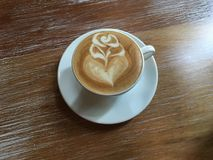 latte Lizenzfreies Stockfoto