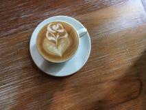Latte Стоковая Фотография RF