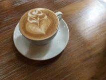 Latte Στοκ φωτογραφία με δικαίωμα ελεύθερης χρήσης