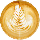Latte Art royalty free stock images