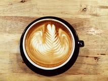 Latte art Royalty Free Stock Images