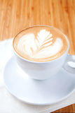 Latte Art Royalty Free Stock Image
