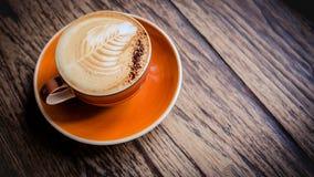 Latte chaud image stock