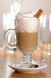 Latte coffee Stock Photography