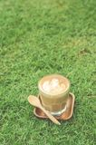 Latte Royalty Free Stock Image