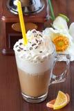 Latte. Royalty Free Stock Image