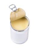 Latte condensato IV fotografia stock