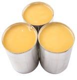 Latte condensato VIII fotografia stock libera da diritti
