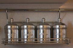 Latte in cucina italiana! Fotografia Stock Libera da Diritti