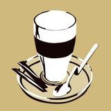 Caffè latte Royalty Free Stock Photography