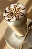 Latte de café images stock