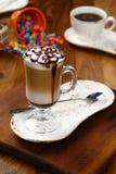 Latte de café Photo stock