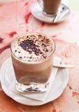Latte de Caffe photographie stock