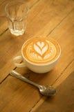 latte de cuvette de café Images stock