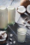 Latte dei Cocos Immagine Stock Libera da Diritti