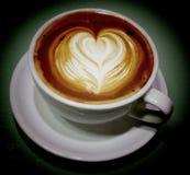 Latte del café fotos de archivo