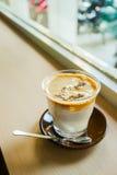 Latte del hielo Fotografía de archivo
